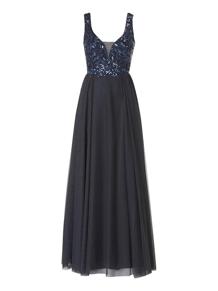 Vera Mont Kleid in Dunkelblau günstig kaufen