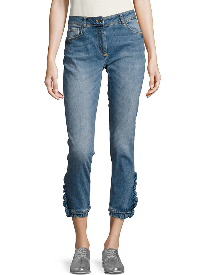 Betty Barclay Jeans - Regular fit - in Blau günstig kaufen