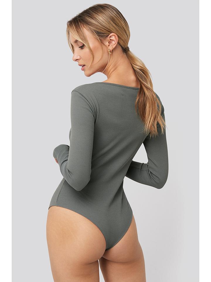 NA-KD Body in Grau günstig kaufen