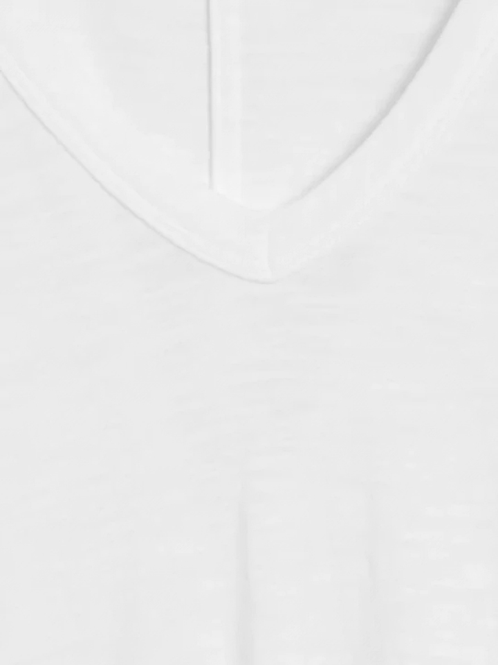 Banana Republic Shirt in Weiß günstig kaufen