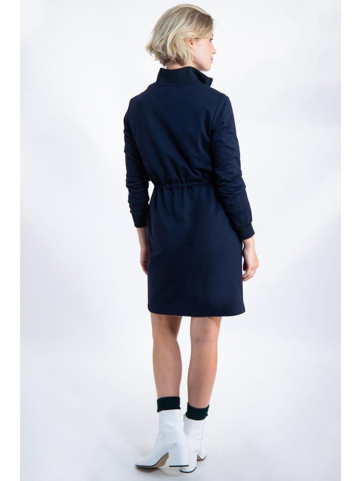 Garcia Kleid in Dunkelblau günstig kaufen