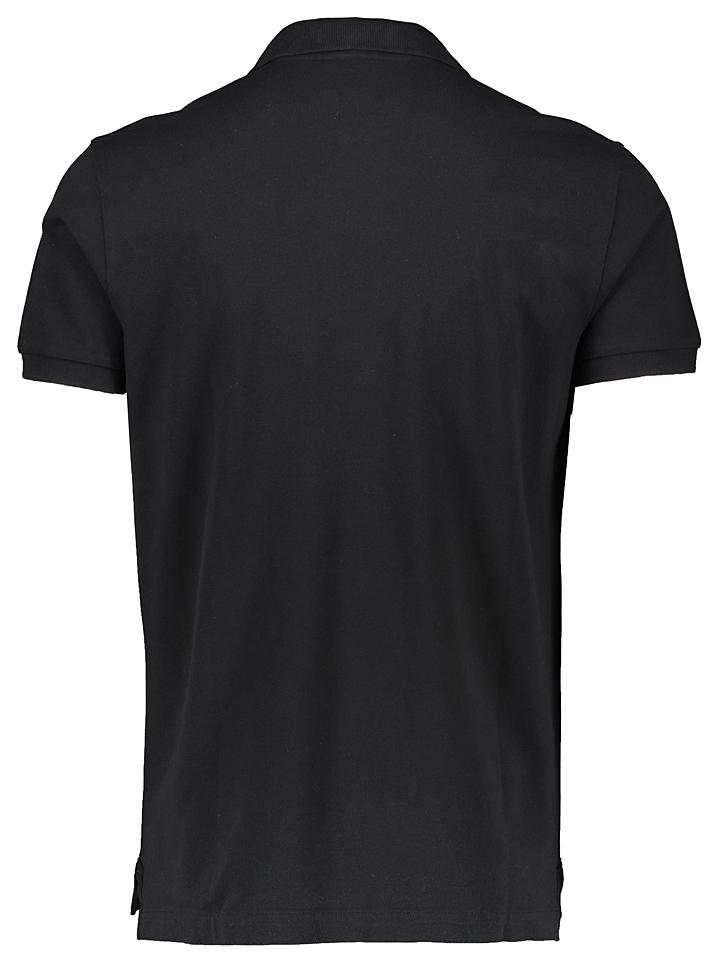 Peak Performance Poloshirt in Schwarz günstig kaufen