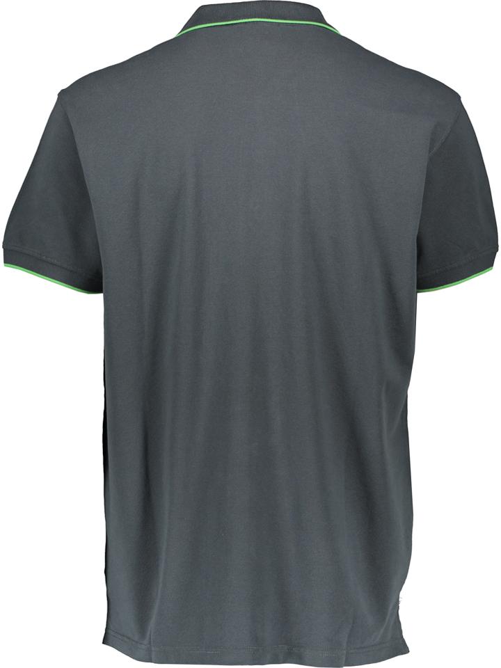 CMP Poloshirt in Anthrazit günstig kaufen